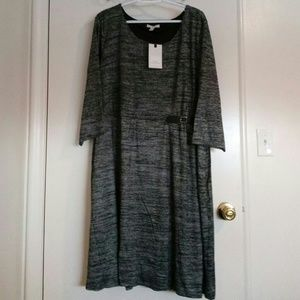 Dana Buchman Plus Size Fall Dress